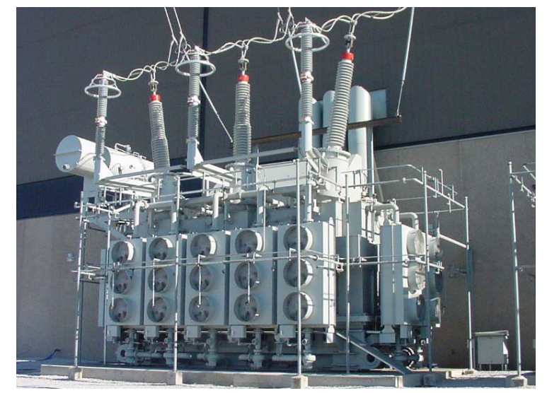 PROTECTION OF TRANSFORMER